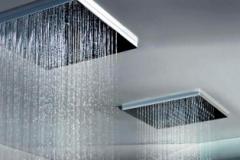 Tête de douche plafonnier
