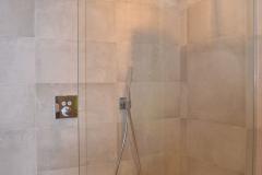 Douche sous comble