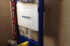 wc suspendu Geberit